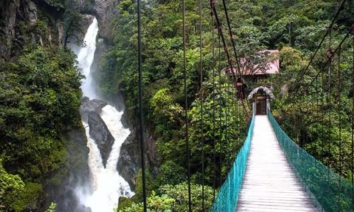 Reiseziel Südamerika