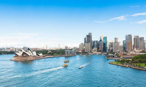 Reiseziele Australien und Neuseeland
